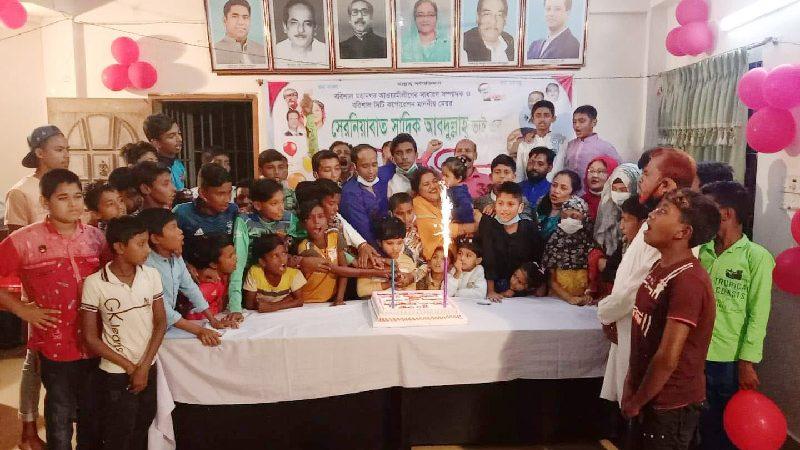 সিটি মেয়র সাদিকের জন্মদিনে হাতেম আলী কলেজে দোয়া মোনাজাত