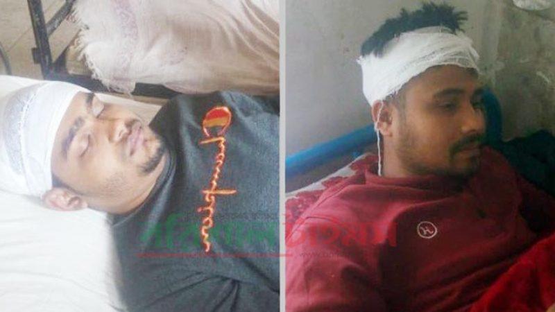 গৌরনদী পৌরসভা: দুই প্রার্থীর সমর্থকদের সংঘর্ষে আহত ১০