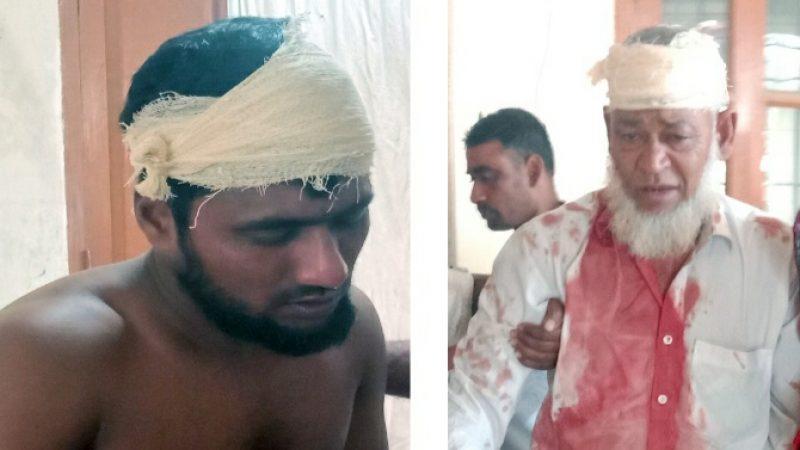 তজুমদ্দিনে জমি নিয়ে বিরোধে পাল্টাপাল্টি হামলা: নারীসহ আহত ১০
