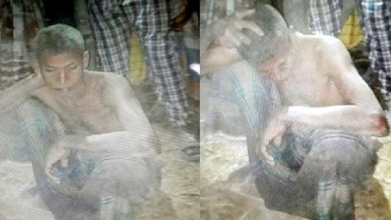 আজব কাণ্ড: কবর থেকে লাশ চুরি করতে গিয়ে কবিরাজ আটক