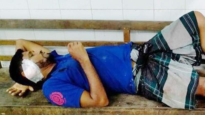 ইউপি নির্বাচন: আমতলীতে সংঘর্ষে মেম্বর প্রার্থীসহ আহত ৪