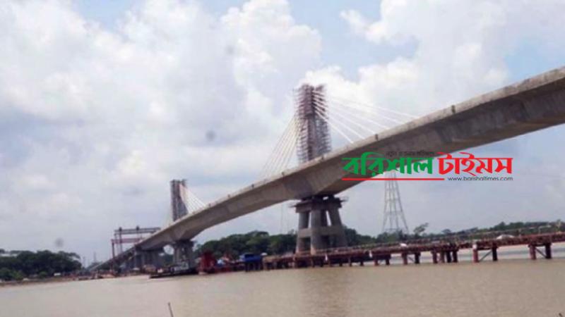 'উন্নয়নে নতুন দিগন্ত' বরিশালের লেবুখালী সেতু