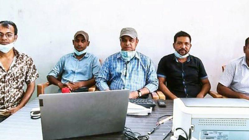তজুমদ্দিনে বাংলাদেশ মফস্বল সাংবাদিক ফোরামের আলোচনা সভা