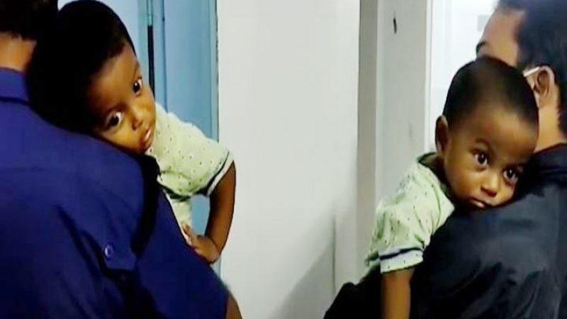 ভরণপোষণ দেন না পুলিশ স্বামী: ২ সন্তানকে এসপি অফিসে ফেলে গেলেন স্ত্রী