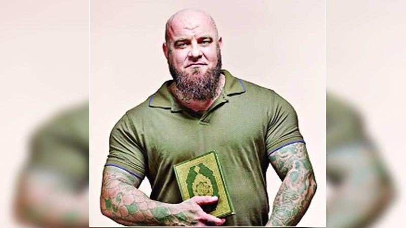 'ইসলাম আমাকে আলোর পথ দেখিয়েছে'